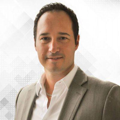 Pat Brunet, owner of Allea Marketing