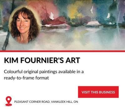Local Business Kim Fournier's Art