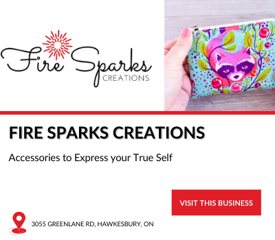 Local Business Fire Sparks Creations