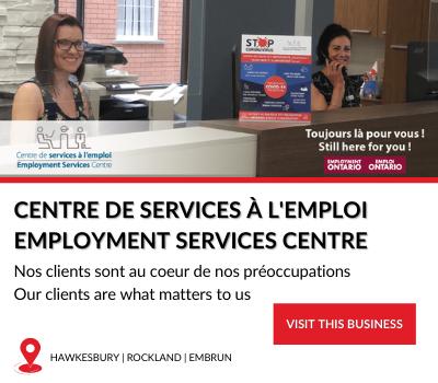 Local Business Centre de services à l'emploi
