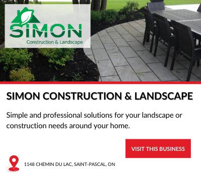 Local Business Simon Construction & Landscape