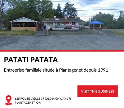 Local Business Patati Patata