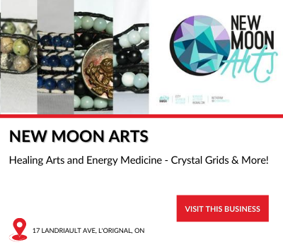 Local Business New Moon Arts