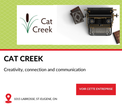 Entreprise locale Cat Creek
