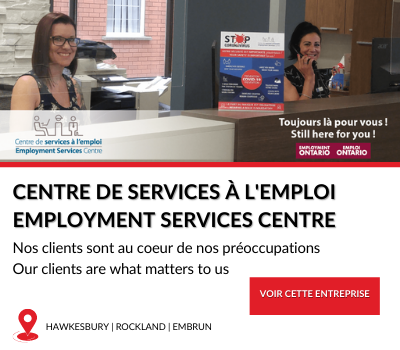 Entreprise locale Centre service Emploi