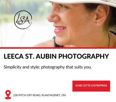 Entreprise locale Leeca Photography