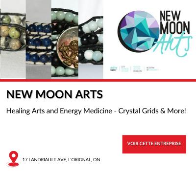 Entreprise locale New moon arts