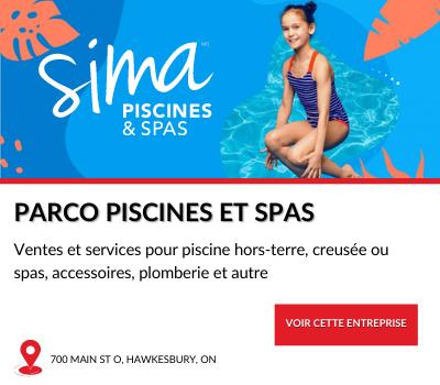 Entreprise locale Parco Piscine Spa
