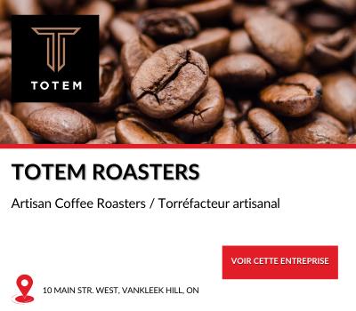 Entreprise locale Totem